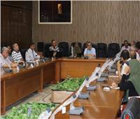المحافظة: رؤية جديدة لتطوير المحمية الزرانيق بشمال سيناء
