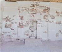 صور| على طريقة الـ «puzzle» الآثار تبني مقبرة الكاهن «كاراكامون»