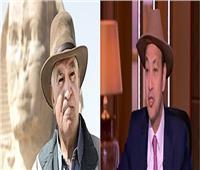 زاهي حواس لـ «عمرو أديب»: الأهلي سيفوز على الزمالك في كأس السوبر