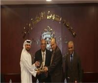 تعاون علمي في مجال الاتصالات بين «بحوث الإلكترونيات» وجمعية الإمارات للإبداع