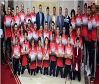 موهوبو وزارة الرياضة يواصلون برنامج المعايشة والدورة الدولية