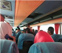 بدء تجمع ضيوف مؤتمر «الشئون الإسلامية» للذهاب في جولة سياحية