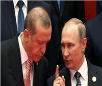 بوتين يناقش الوضع في منطقة إدلب بسوريا مع أردوغان في أنقرة
