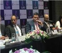 المصرية للاتصالات: 4.5 مليون مشترك بالمحمول و53% زيادة بسرعات الإنترنت