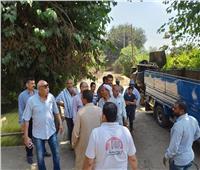 رئيس مدينة طوخ: لا مجال للمقصرين وحملات يومية لضبط المخالفين
