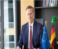 السفير الألماني لدى القاهرة: مصر شريك مستقبلي في إفريقيا...ونعمل على تعزيز التعاون التجاري