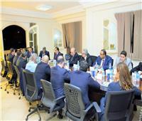 أمين عام مساعد «مستقبل وطن» يترأس اجتماعا مع 8 أمانات مركزية