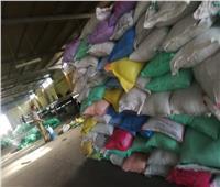 ضبط 6 أطنان مواد بلاستيكية مجهولة المصدر قبل إعادة تدويرها في الإسكندرية