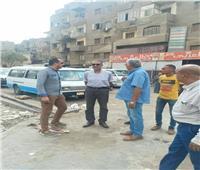رئيس حي شرق مدينة نصر يوجه تحذيرا بشأن تعريفة سيارات الأجرة