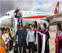 افتتاح مطار على ارتفاع يتجاوز 4 آلاف متر فوق سطح البحر بالصين