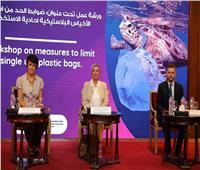 وزيرة البيئة تطلق مبادرة تلقي مقترحات وأفكار للحد من استخدام البلاستيك