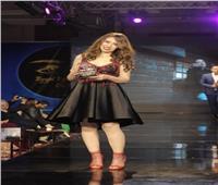 سما نوح تفوز بجائزة أفضل مطربة صاعدة بمهرجان «Egypt Eye on Fashion»