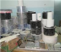 ضبط مصنع لإنتاج الترامادول المخدر بالغربية