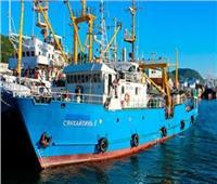 روسيا تحتجز مركبي صيد كوريين شماليين في بحر اليابان