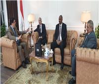 رئيس «الوطنية للإعلام» يلتقي رئيس اتحاد إذاعات الدول الإسلامية