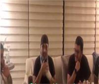 فيديو| عاصي الحلاني يطمئن جمهوره على حالته الصحية