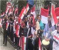 فيديو| استعدادات الجالية المصرية لاستقبال الرئيس السيسي بنيويورك