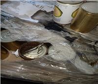 الصحة: ضبط  1128 طن أغذية فاسدة في محافظتي الجيزة والبحيرة