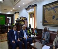 السفير الرواندي بالقاهرة: مصر جسر يربط إفريقيا بالعالم الغربي