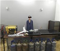 القبض على «هجام» الشقق السكنية بمدينة المنيا الجديدة