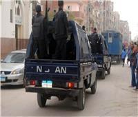 القبض على 37 متهمًا بالاتجار فى المواد المخدرة وحيازة أسلحة فى الجيزة