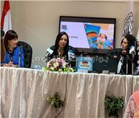 مايا مرسي تفتتح أول لعبة فى مصر لتعليم الأطفال «المساواة بين الجنسين»