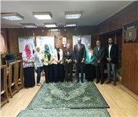 المصرية لنقل الكهرباء توقع عقد تنفيذ مشروع توسيع محطة محولات بلاط