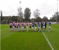 صور| برعاية الشباب والرياضة.. انتهاء معسكر40 محترف بهولندا