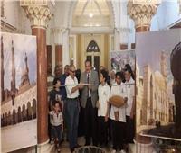 عمارة المساجد وتطورها فى احتفال مكتبة القاهرة باليوم العالمي للفن الإسلامي
