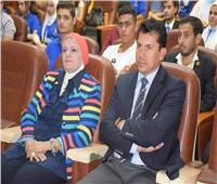أشرف صبحي: الشباب المصري واعٍ ومدرك للتغيرات التي تستهدف هدم الدولة