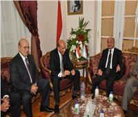 وزير شئون مجلس النواب يقدم التهنئة لرئيس مجلس الدولة الجديد