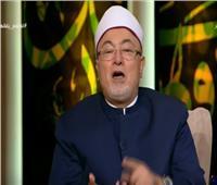 خالد الجندي للرئيس السيسى: احنا معاك ولا يهمنا تهديدات مواقع الخونة