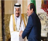 اليوم الوطني الـ89| بالتواريخ والصور.. أبرز زيارات ملوك السعودية لمصر