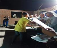 تكريم المتفوقين علميا بمركز شباب ميت نما في شبرا الخيمة