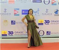 صور.. فنانات بفساتين مكشوفة صادمة في مهرجان الجونة 2019