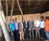 «الكهرباء»: إنشاء ورشة لإصلاح المحولات في بوروندي