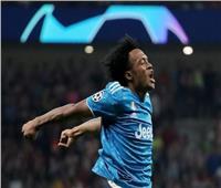شاهد  نجم كولومبيا يفوز بأفضل هدف في دوري أبطال أوروبا