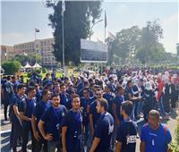 صور| جامعة عين شمس تنظم مهرجان لإستقبال الطلاب في العام الدراسي