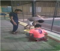 شارك ونظف بمركز شباب المنشية الجديدة بشبرا الخيمة