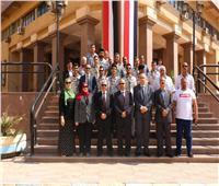 الرفاعي: خطة لدعم الأنشطة الطلابية بكليات جامعة طنطا