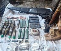 عاجل  تفاصيل الكشف عن وكر لعناصر «حسم» الإرهابية بالمطرية «صور»