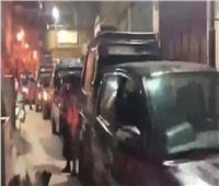 فيديو وصور| إصابة اثنين من ضباط الأمن الوطني خلال اقتحام وكر «حسم» بالمطرية