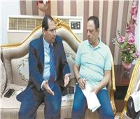 حوار| رئيس جامعة بورسعيد: بدء الدراسة بـ «العلاج الطبيعى» وتوفير درجات لتثبيت ٢١٩ من العمالة المؤقتة