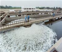بدء تنفيذ المرحلة الثالثة من محطة تنقية مياه الشرب بمدينة 6 أكتوبر