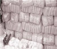 القبض على صاحب مصنع بحوزته 8 طن ملح مجهول المصدر فى المرج