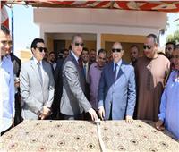 افتتاح محطة مياه شرب «الكتكاتة» بسوهاج بتكلفة 6.5 مليون جنيها
