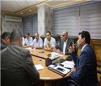 وزير الرياضة يبحث استعدادات استضافة مصر لبطولة العالم لكرة اليد 2021