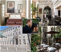 صور| لحضور زفاف صديقتها.. كم تكلّفت إجازة الأمير هاري وزوجته في إيطاليا؟