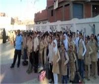 إصابة 8 تلاميذ بإعياء داخل مدرستين في المنيا