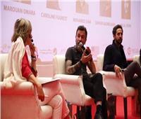 «سيني جونة» يناقش طبيعة الحدود الفاصلة بين الأفلام الروائية والوثائقية
